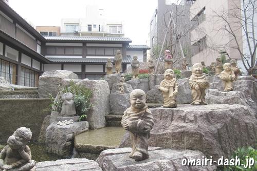 十六羅漢(京都六角堂頂法寺)