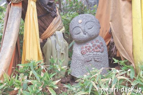 一願成就の一言願い地蔵(京都六角堂頂法寺)