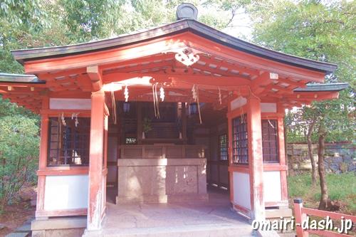 太田社(芸能と導きの神様・京都八坂神社)
