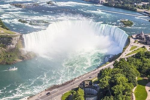 ナイアガラの滝(shoot Niagara)
