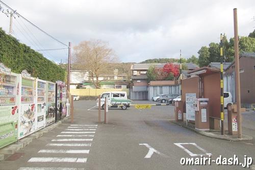 タイムズ総本山知恩院新門南(八坂神社周辺の駐車場)