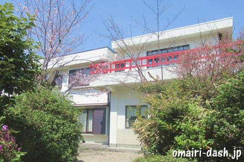 千代保稲荷神社名古屋支所(名古屋市千種区)社務所