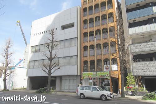 名古屋薬業健保会館(少彦名神社御朱印受付場所)