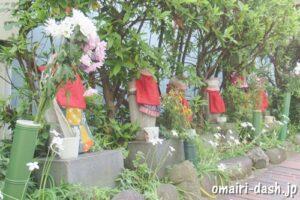 花林山弥勒院(名古屋市熱田区)お地蔵さま