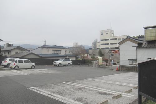 善光寺表参道市営東町駐車場