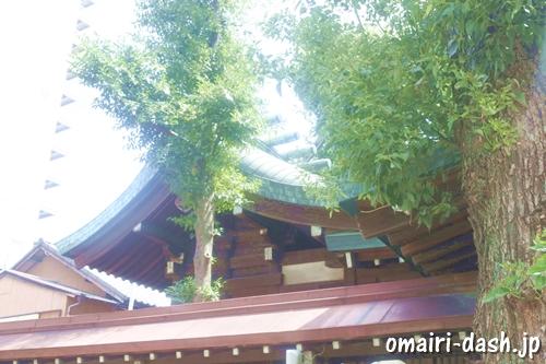 金山神社(名古屋市熱田区)本殿