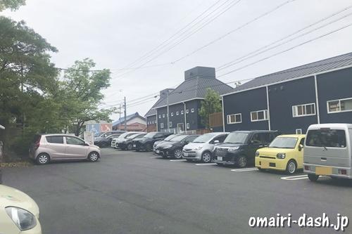 弘法山遍照院(愛知県知立市)駐車場