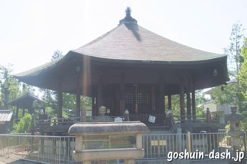 興化山長光寺(六角堂・愛知県稲沢市)地蔵堂