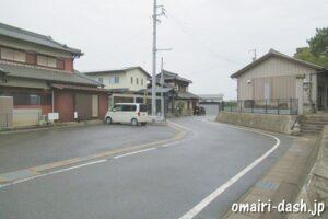 天目山密蔵院(愛知県刈谷市)駐車場