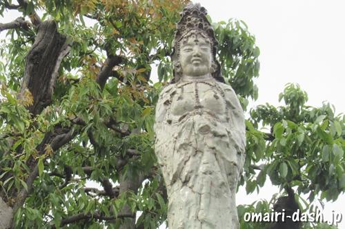 島田地蔵寺(名古屋市天白区)交通安全観世音