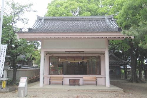 小垣江神明神社(愛知県刈谷市)神楽殿