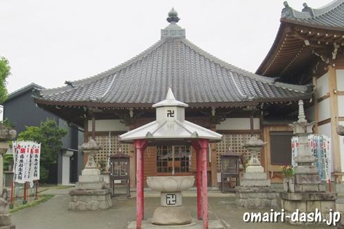 大仙山西福寺(愛知県刈谷市)弘法堂
