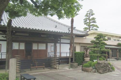 島田地蔵寺(名古屋市天白区)本堂