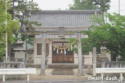 金刀比羅社(愛知県刈谷市)鳥居