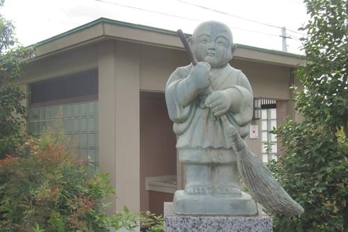 島田地蔵寺(名古屋市天白区)石像