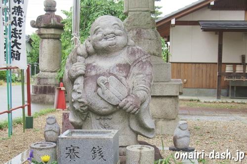 大仙山西福寺(愛知県刈谷市)布袋尊