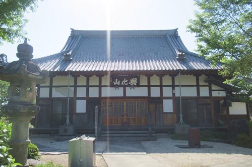 興化山長光寺(六角堂・愛知県稲沢市)本堂