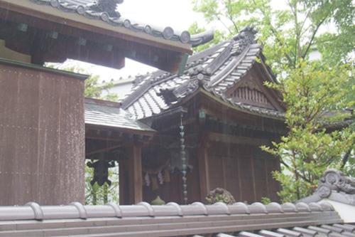 金刀比羅社(愛知県刈谷市)本殿