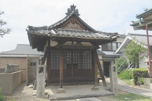 金龍山芳珠寺(名古屋市千種区)弘法堂