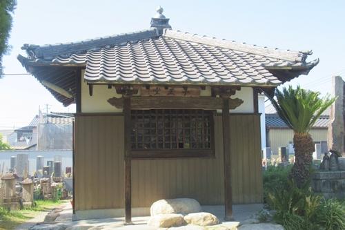 興化山長光寺(六角堂・愛知県稲沢市)十王堂