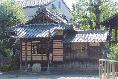 興化山長光寺(六角堂・愛知県稲沢市)観音堂