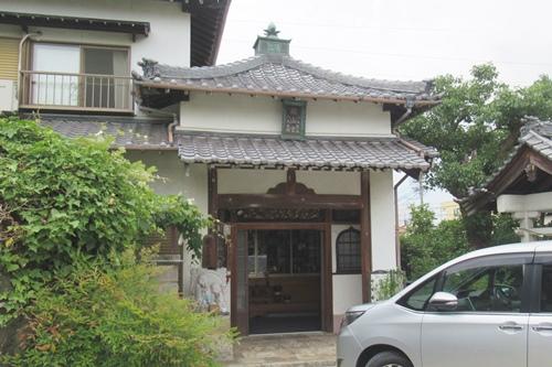総持寺(愛知県知立市)開山堂