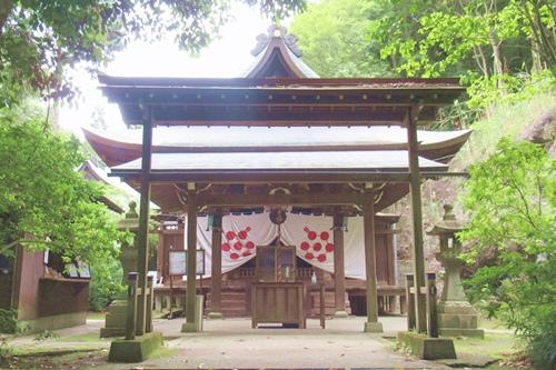 内津妙見寺(愛知県春日井市)本堂