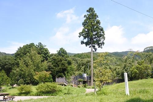 不動ヶ池公園(愛知県額田郡幸田町)
