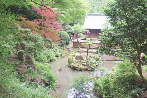内々神社庭園(愛知県春日井市)