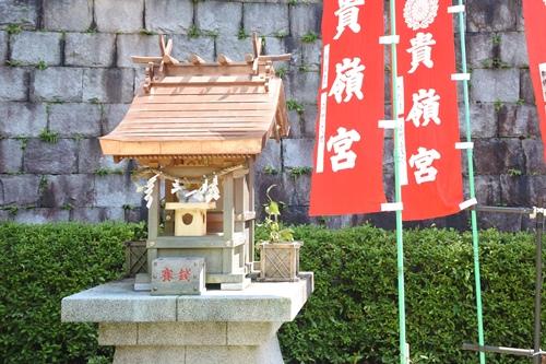 蛭子神社(貴嶺宮境内社)