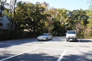 赤坂氷川神社(東京都港区)駐車場