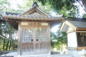 本刈谷神社(愛知県刈谷市)山神社