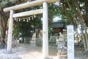 本刈谷神社(愛知県刈谷市)報国神社