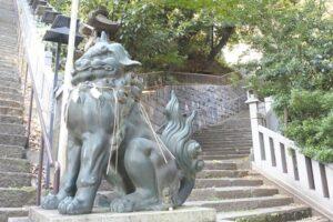 愛宕神社(東京都港区)女坂