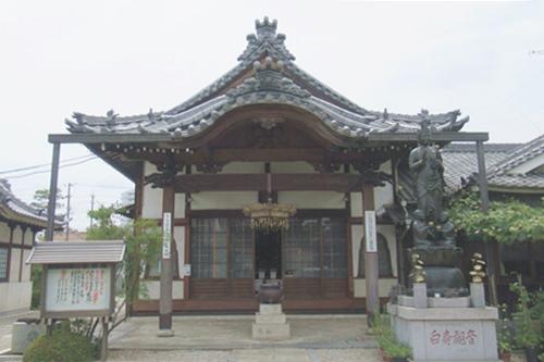 総持寺(愛知県知立市)本堂