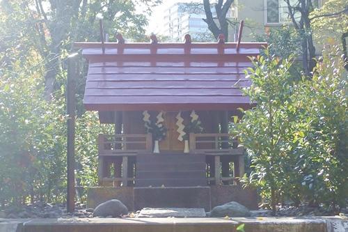 赤坂氷川神社(東京都港区)九神社