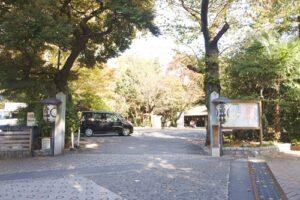 愛宕神社(東京都港区)駐車場