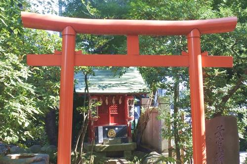 愛宕神社(東京都港区)弁財天社
