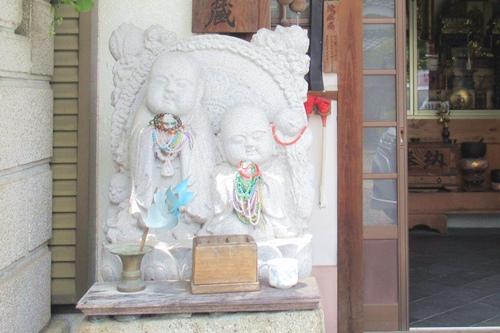 総持寺(愛知県知立市)微笑地蔵