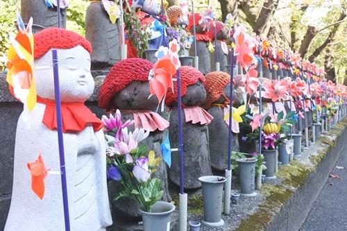 増上寺(東京都港区)千躰子育地蔵菩薩
