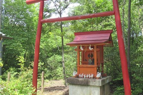 玉野御嶽神社(愛知県春日井市)稲荷社