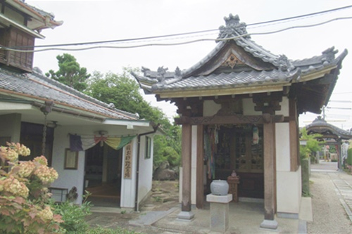 総持寺(愛知県知立市)地蔵堂・四国お砂踏み霊場