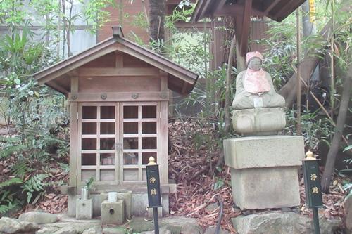 内津妙見寺(愛知県春日井市)地蔵菩薩・弘法大師像