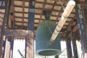 増上寺(東京都港区)鐘楼堂