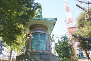 増上寺(東京都港区)大納骨堂(舎利殿)