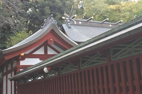 大國魂神社(東京都府中市)本殿