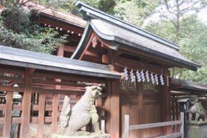 大國魂神社(東京都府中市)東照宮