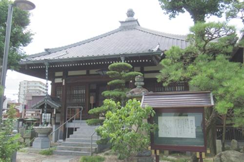 松秀寺(愛知県刈谷市)観音堂
