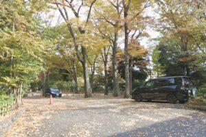 大國魂神社(東京都府中市)結婚式場駐車場