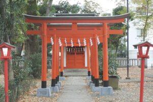 大國魂神社(東京都府中市)神戸稲荷神社